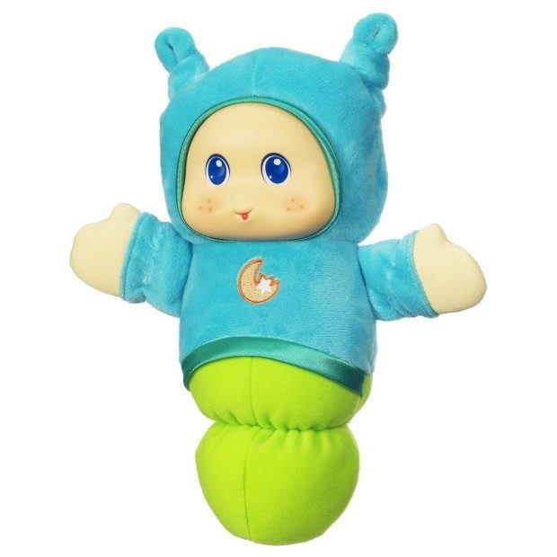 Playskool Lullaby Gloworm Toy Only $6.98! Best Price!