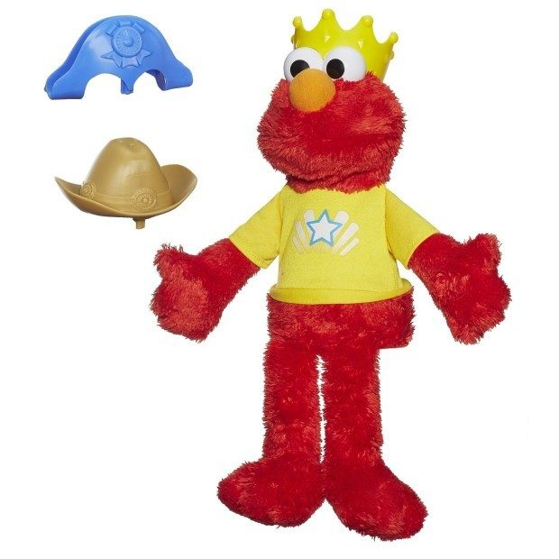 Playskool Sesame Street Let's Imagine Elmo Just $14.29! (best price!)