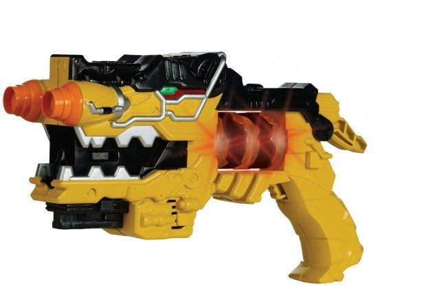 Power Rangers Dino Charge - Deluxe Dino Charge Morpher Just $9.70! (reg. $29.99)