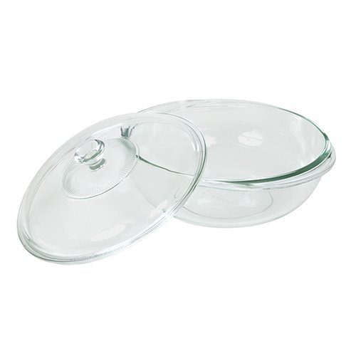 Pyrex Bakeware 2-Quart Casserole Dish with Lid $7.99 + FREE Shipping with Prime!