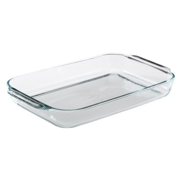 Pyrex Bakeware 4.8 Quart Oblong Baking Dish $10.79 + FREE Shipping with Prime!