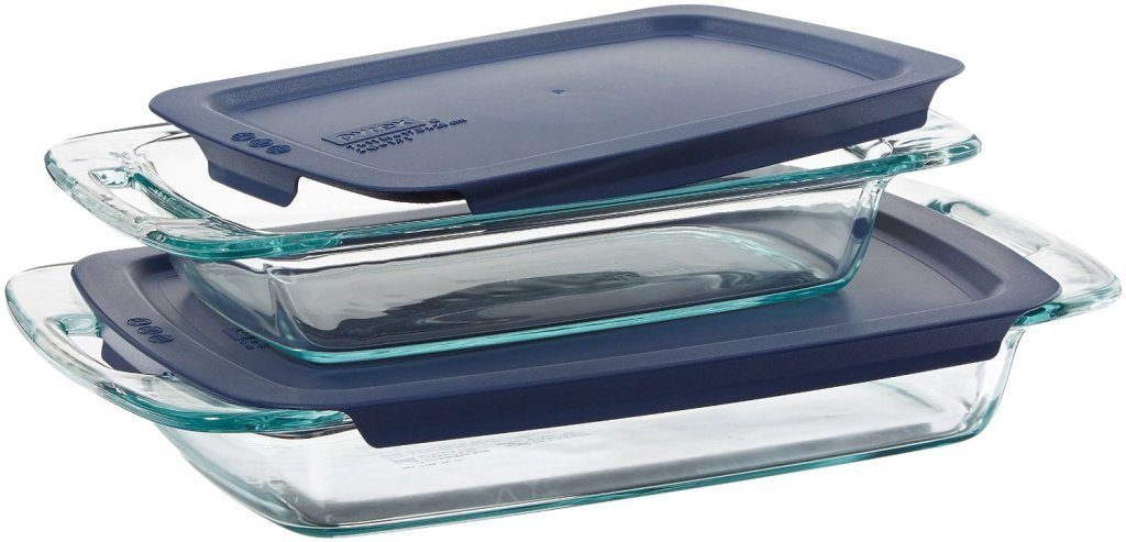 Pyrex Easy Grab 4-Piece Value Pack Just $13.50!