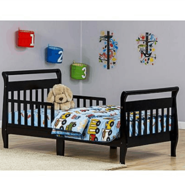 ROLLBACK - Dream On Me Sleigh Toddler Bed Just $59.99 + FREE Shipping (was $90)!