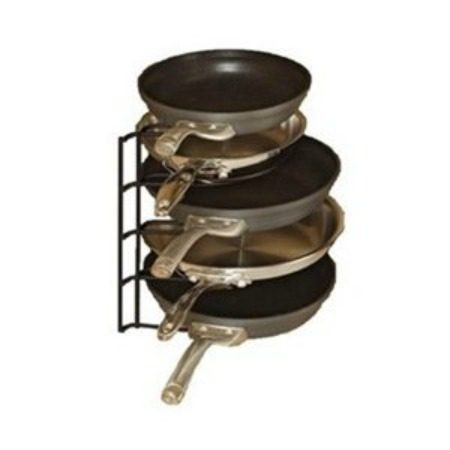 Rubbermaid Pan Organizer Rack Just $10.47!