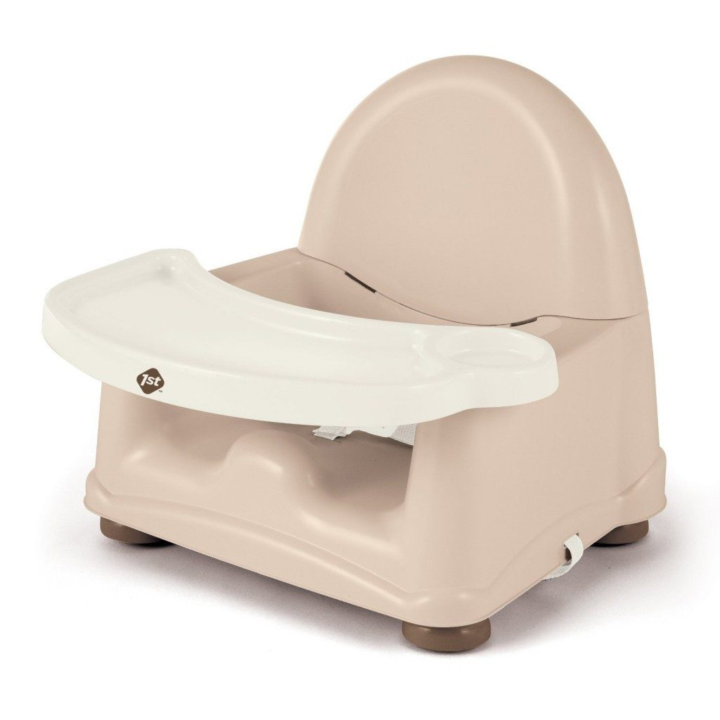 Safety 1st Easy Care Swing Tray Booster Seat Just $17!
