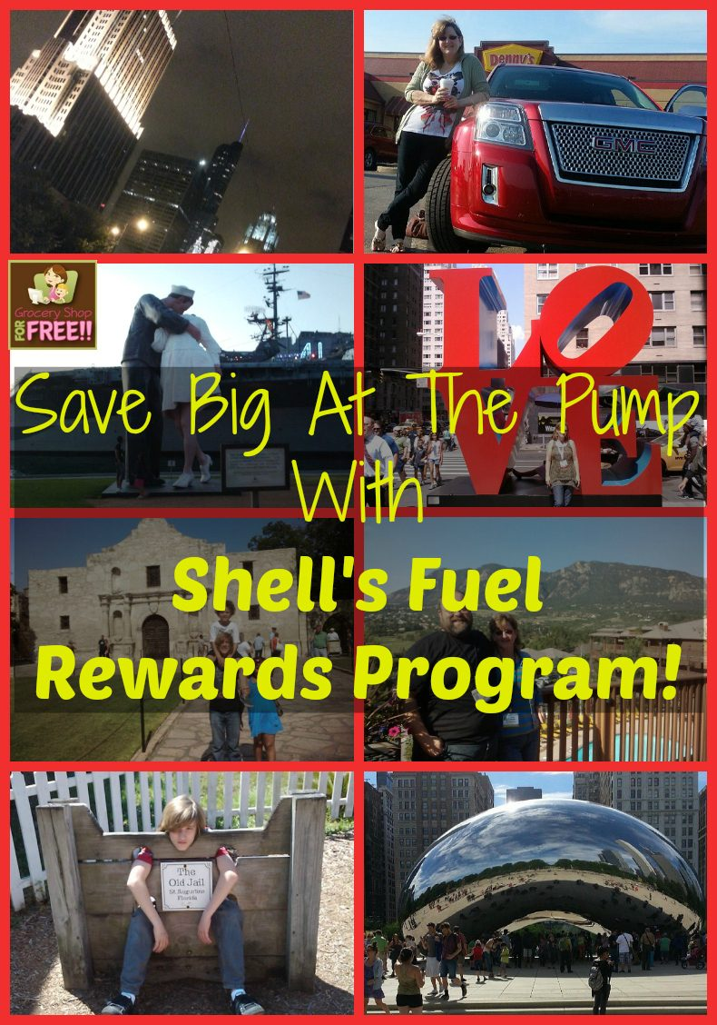 Earn Money Off On Gas Purchases!