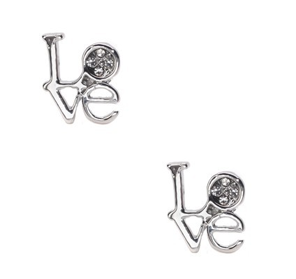 FREE Love Squared Silver Earrings (Reg. $24.95)!