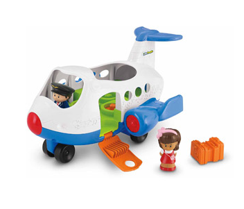 Fisher-Price Little People Lil' Movers Airplane Only $10.88 (Reg. $19.97)!