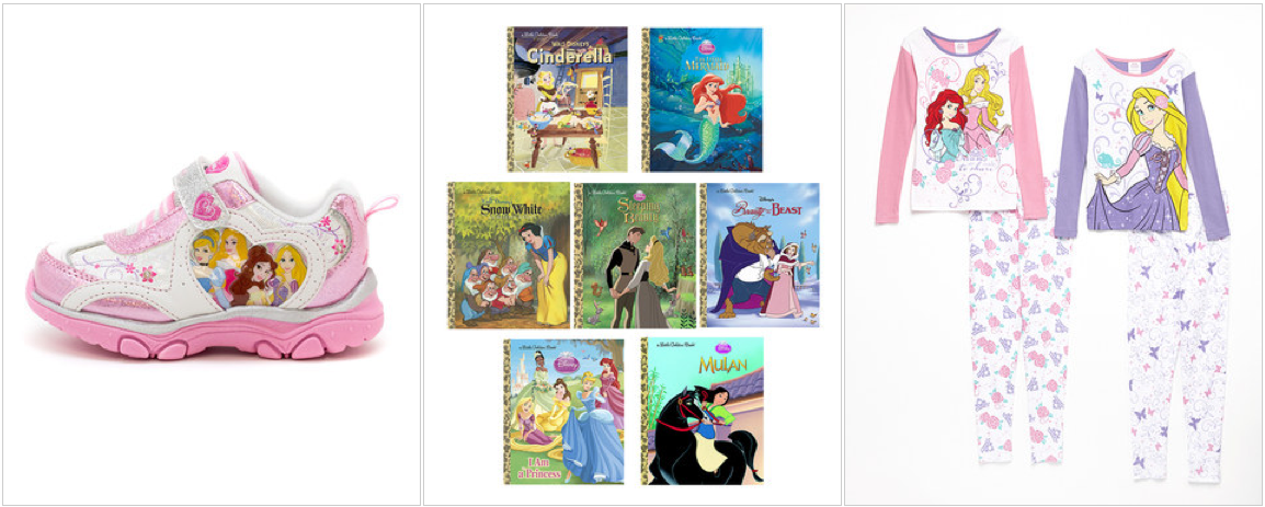 Disney Princess Collection Sale - Toys, Apparel & More Up To 55% OFF!