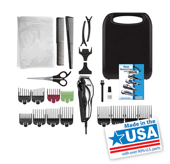 WAHL Chrome Pro Home Haircutting Kit Only $19 + FREE Store Pick Up (Reg. $27)!