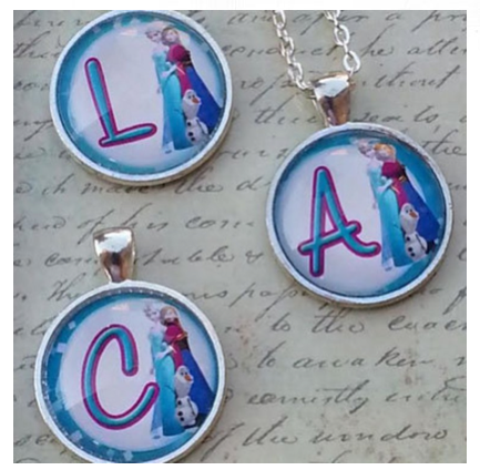 Disney Frozen Necklaces Only $9.99 + FREE Shipping!