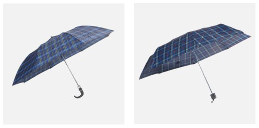 Cute Plaid Umbrellas Buy 1, Get 1 FREE + FREE Shipping (= $4.50 Each)!