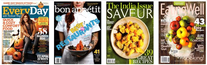 Choose 2 Magazines For Only $10 Total (This Weekend Only)!