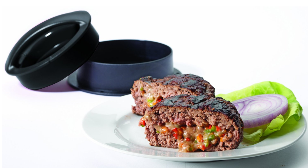 Cuisinart Stuffed Burger Press Just $9.02 + FREE Prime Shipping (Reg. $14.99)!