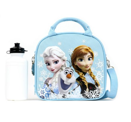 Disney Frozen Lunch Box and Water Bottle Only $11.85 + FREE Prime Shipping (Reg. $30)!