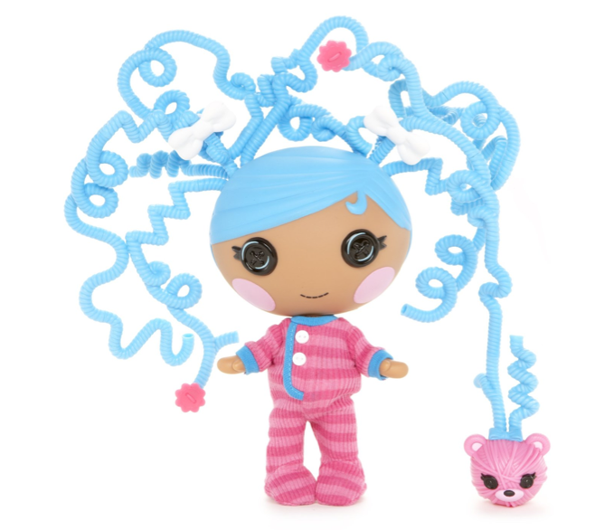 Lalaloopsy Littles Silly Hair Doll, Bundles Snuggle Stuff $13.79 + FREE Prime Shipping (Reg. $26.99)!