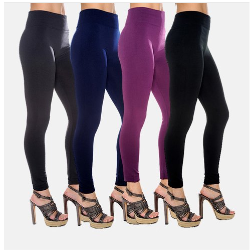 Women's Trendy Fleece Leggings Only $7.99 + FREE Shipping (Reg. $19.99)!