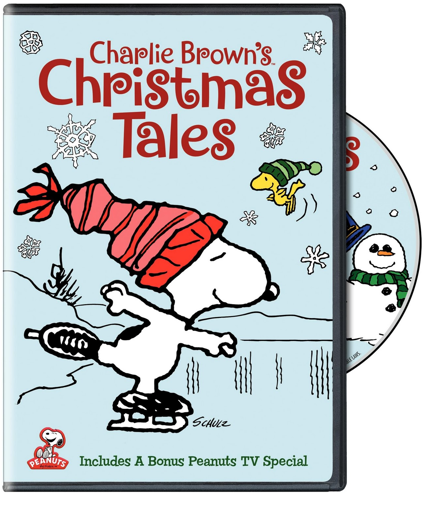 Charlie Brown's Christmas Tales DVD Only $3.99 + FREE Prime Shipping (Reg. $14.97)!