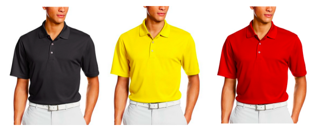 PGA Tour Men's Polo Shirts $8.50 + FREE Prime Shipping (Reg. $45)!