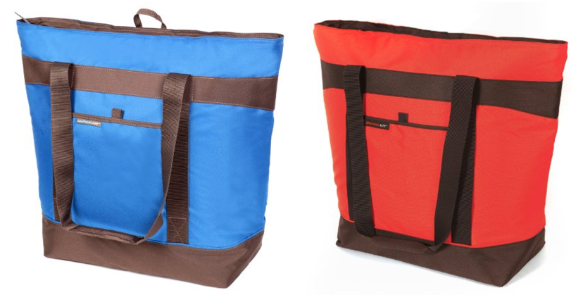 Rachael Ray Jumbo ChillOut Thermal Tote $15.75 + FREE Prime Shipping (Reg. $26)!