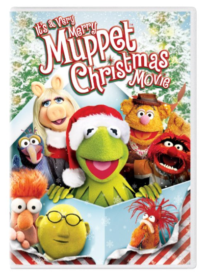 It's a Very Merry Muppet Christmas Movie Only $4.99 + FREE Prime Shipping (Reg. $15)!