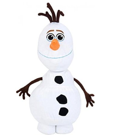 Disney Frozen Olaf Cuddle Pillow Only $15.96 + FREE Prime Shipping!