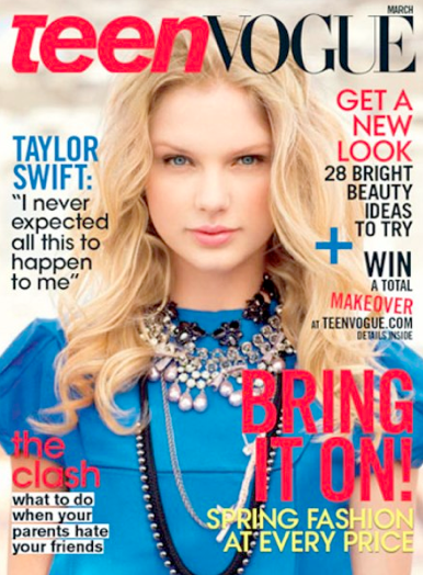 Teen Vogue Just $4.50 A Year (Reg. $20)!