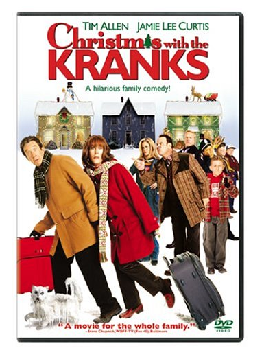 Christmas With The Kranks DVD Only $3.99 + FREE Prime Shipping (Reg. $15)!