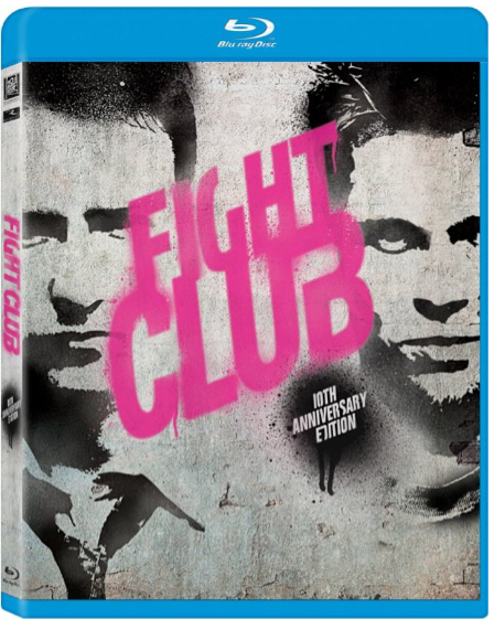 Fight Club Blu-ray DVD 10th Anniversary Edition $3.99 + FREE Prime Shipping (Reg. $20+)!