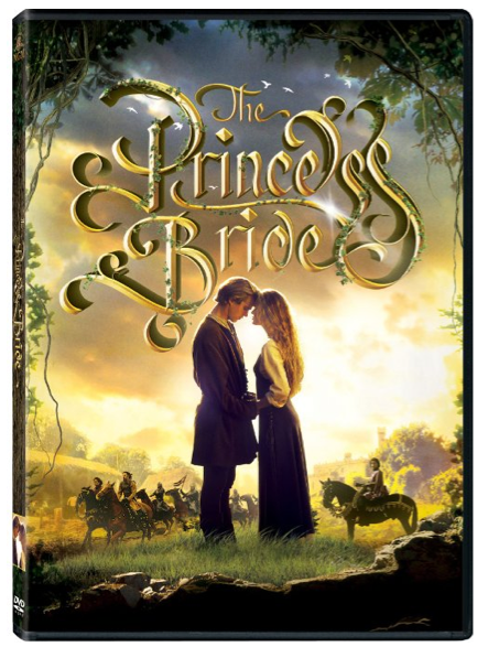 The Princess Bride DVD Only $1.99 + FREE Prime Shipping (Reg. $20)!