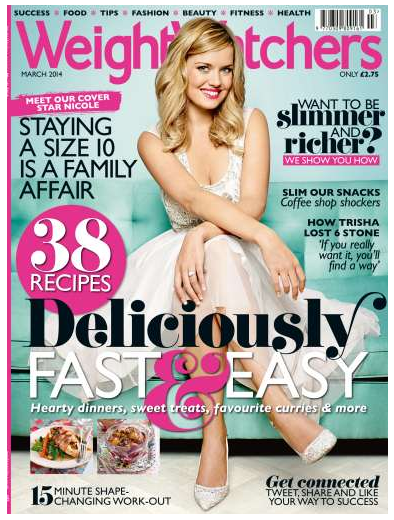 FREE Weight Watchers Magazine One-Year Subscription!