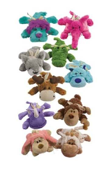KONG Medium Cozie Dog Squeaky Toys As Low As $5.69 + FREE Prime Shipping (Reg. $10+)!