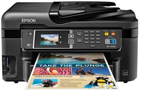 Epson Color Inkjet Scanner, Copier, Fax Just $59.99!  Down From $100 PLUS FREE Shipping!