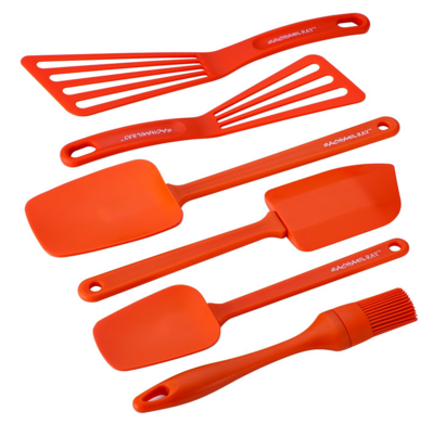 Rachael Ray 6-Piece Nylon Tool Set Just $13.58!  Down From $34!