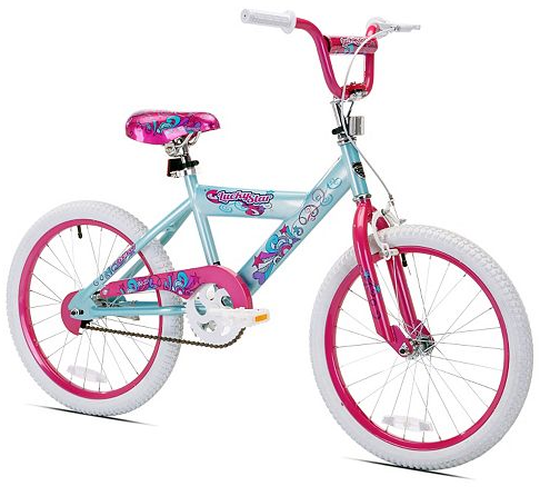 Kent Lucky Star Girls Bike $61.41 Down From $114.99!  FREE Shipping!