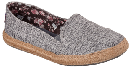 BOBS From Skechers Women's Flexpadrille Flat $24.99 Down From $45!  FREE Shipping!