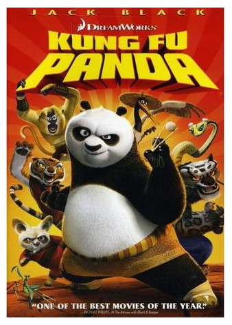 Kung Fu Panda DVD Just $5.00! Down From $14.99!
