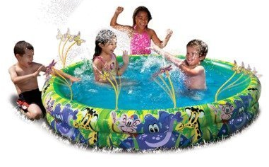 bonzai fun pool