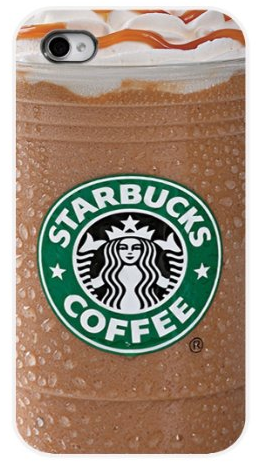 starbucks iced coffee iPhone Cover