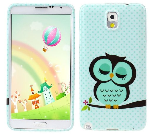 owl phone cover for samsung galaxy