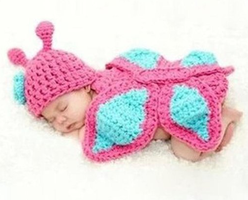 Butterfly Baby Photo Prop Costume for Only $5.62 PLUS FREE Shipping!