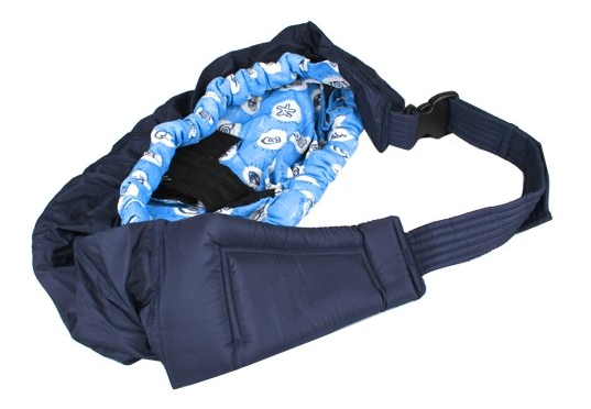 Padded Baby Sling Carrier Only $10.55 PLUS FREE Shipping!