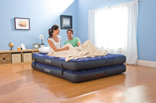 Intex Queen 2-in-1 Guest Airbed Just $24.00! Down From $39.00!