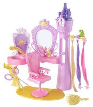 Disney Princess Rapunzel Hair Salon Just $7.58! Down From $25.97!