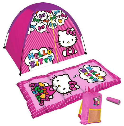 Hello Kitty 4-pc. Camping Playset Only $19.99! Down From Up To $49.99!