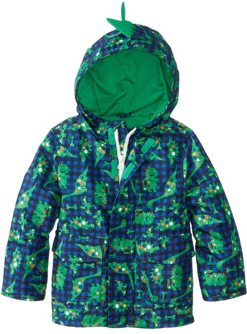 London Fog Baby-Boys Infant Dino Print Rainslicker