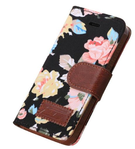 Flower Wallet and iPhone Case Only $3.82 + $1 To Ship!