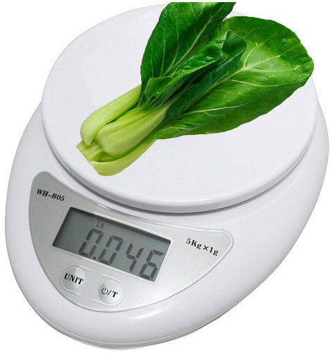 Digital Kitchen Scale Only $8.67 + FREE Shipping!