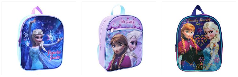 Disney Frozen Mini Backpack Only $4.48 Down From $20.00 At Kohl's!