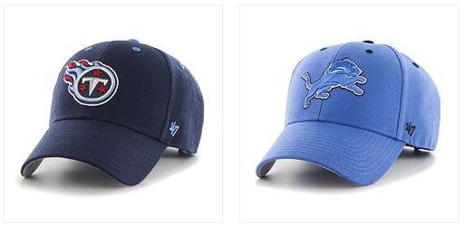 NFL Baseball Cap Only $5.60 Down From $25.00!